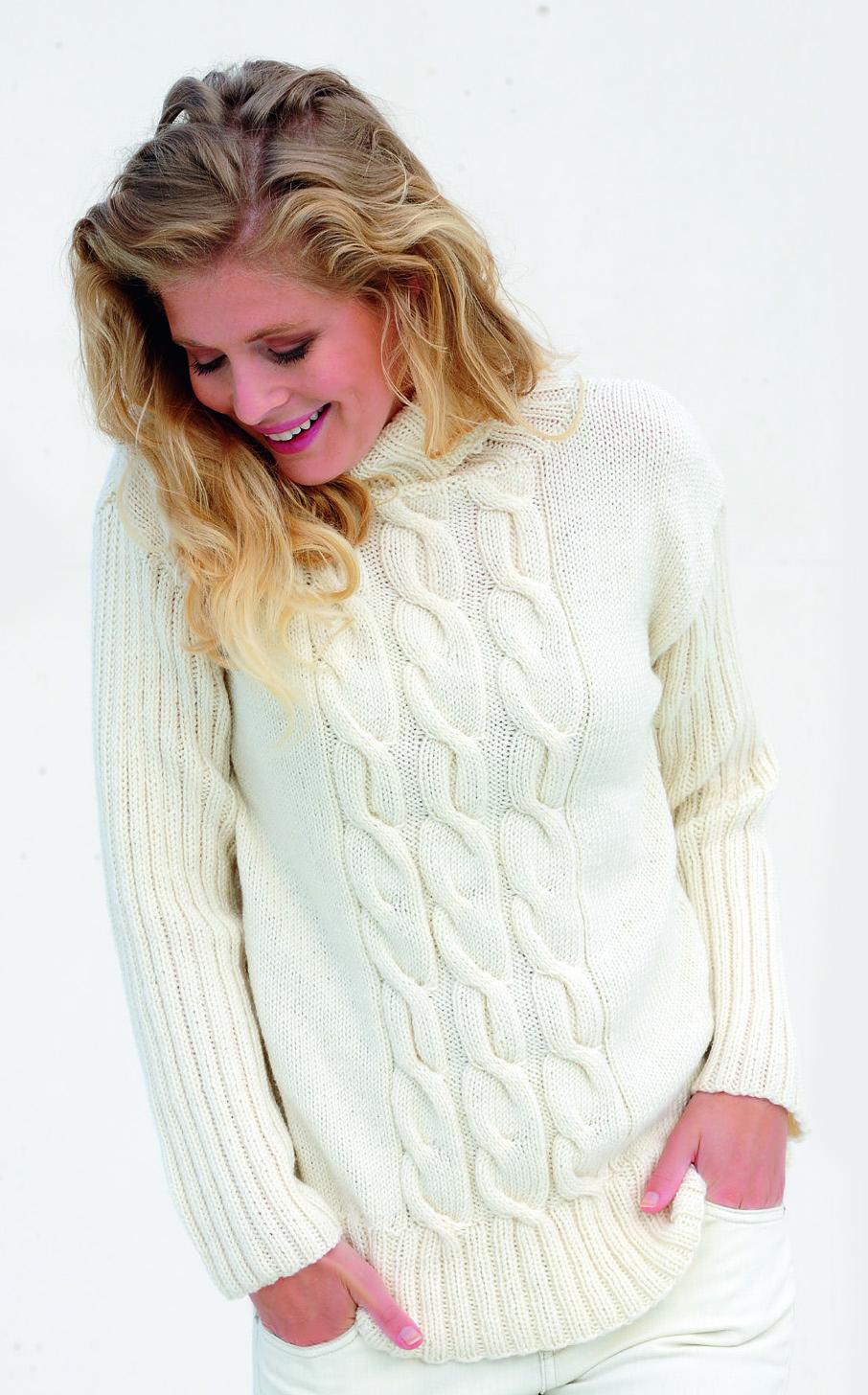 Вязаные зимние свитера схемы фото
