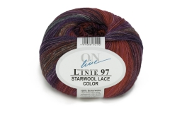 LINIE  97 STARWOOL LACE COLOR (Nr.110097)